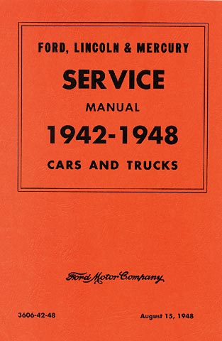 Ford Truck Service Manual Dvd