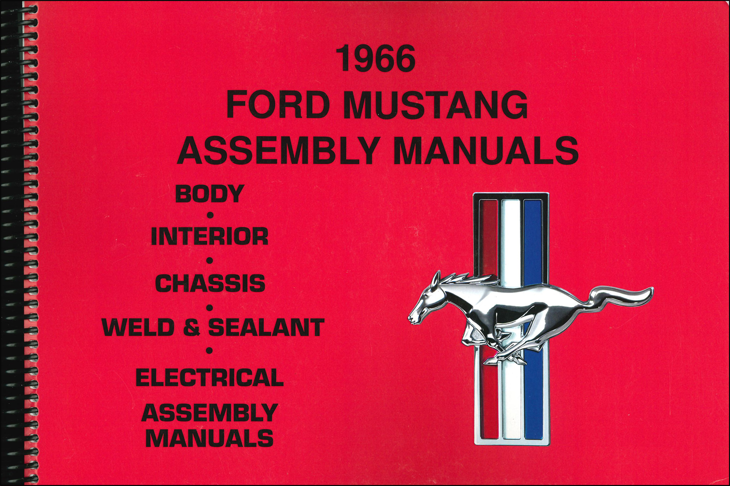1966 Ford Mustang Wiring Diagram from www.faxonautoliterature.com