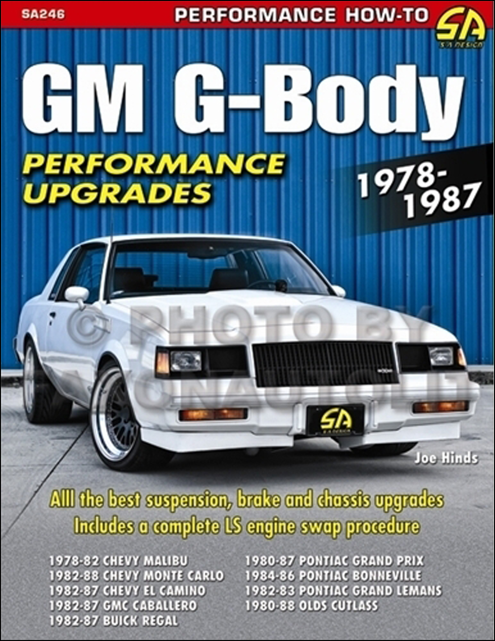 1978-1987 GM G-Body Performance Upgrades