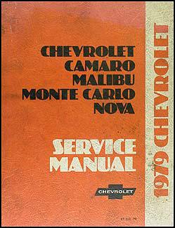 chevrolet monza service manuals shop owner maintenance and 1979 chevy repair shop manual nova camaro bu monte carlo el camino caprice