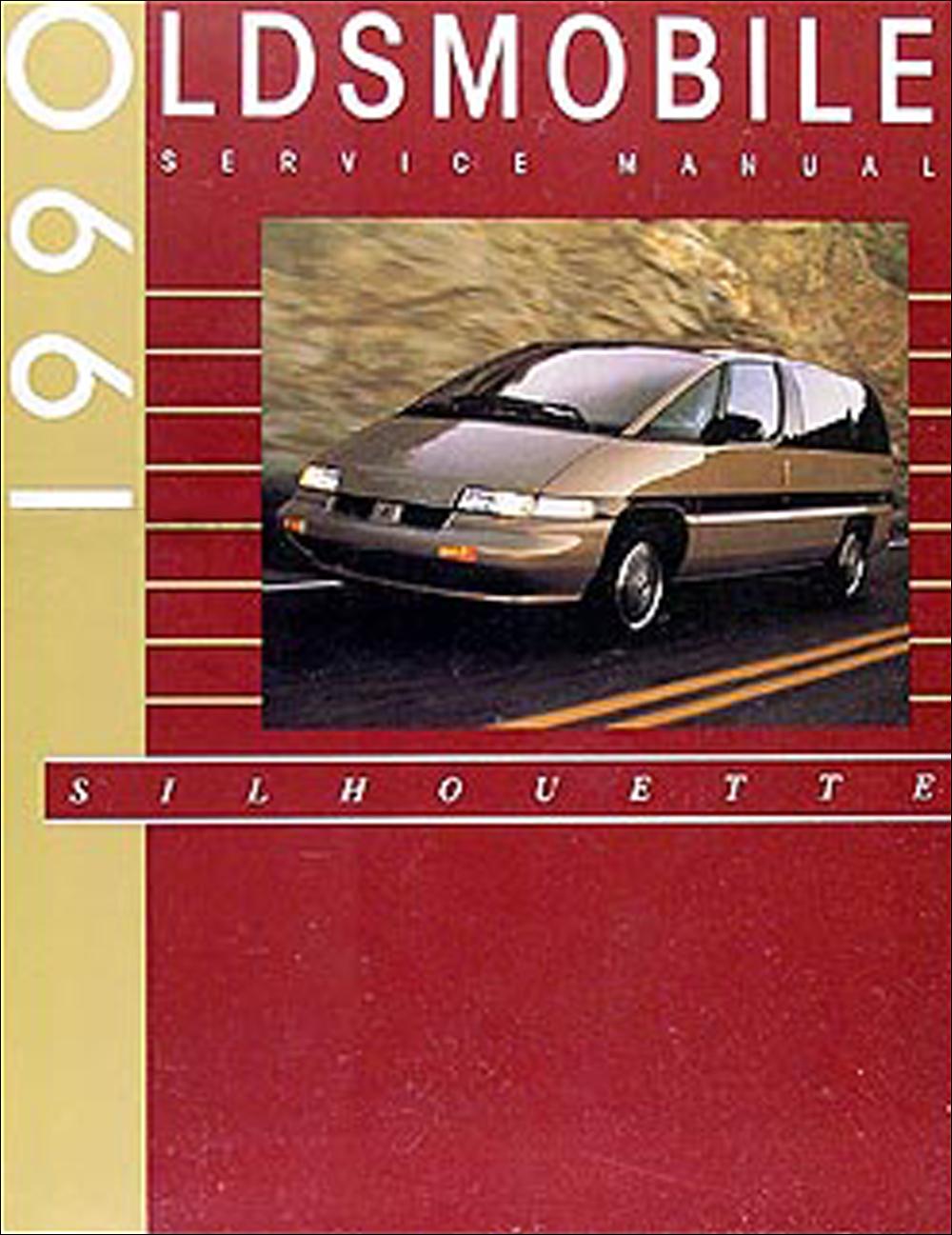 1990 oldsmobile silhouette van repair shop manual original rh faxonautoliterature com 2003 oldsmobile silhouette manual oldsmobile silhouette 2000 manual