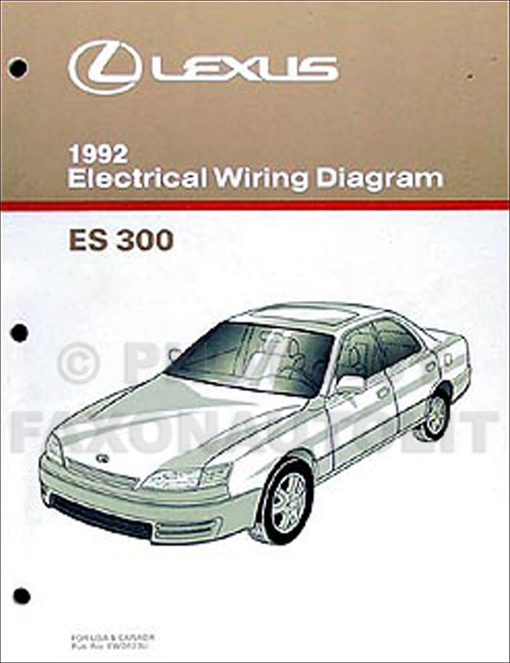 lexus electrical wiring diagram manual lexus image 1992 lexus es 300 wiring diagram lexus image about on lexus electrical wiring diagram