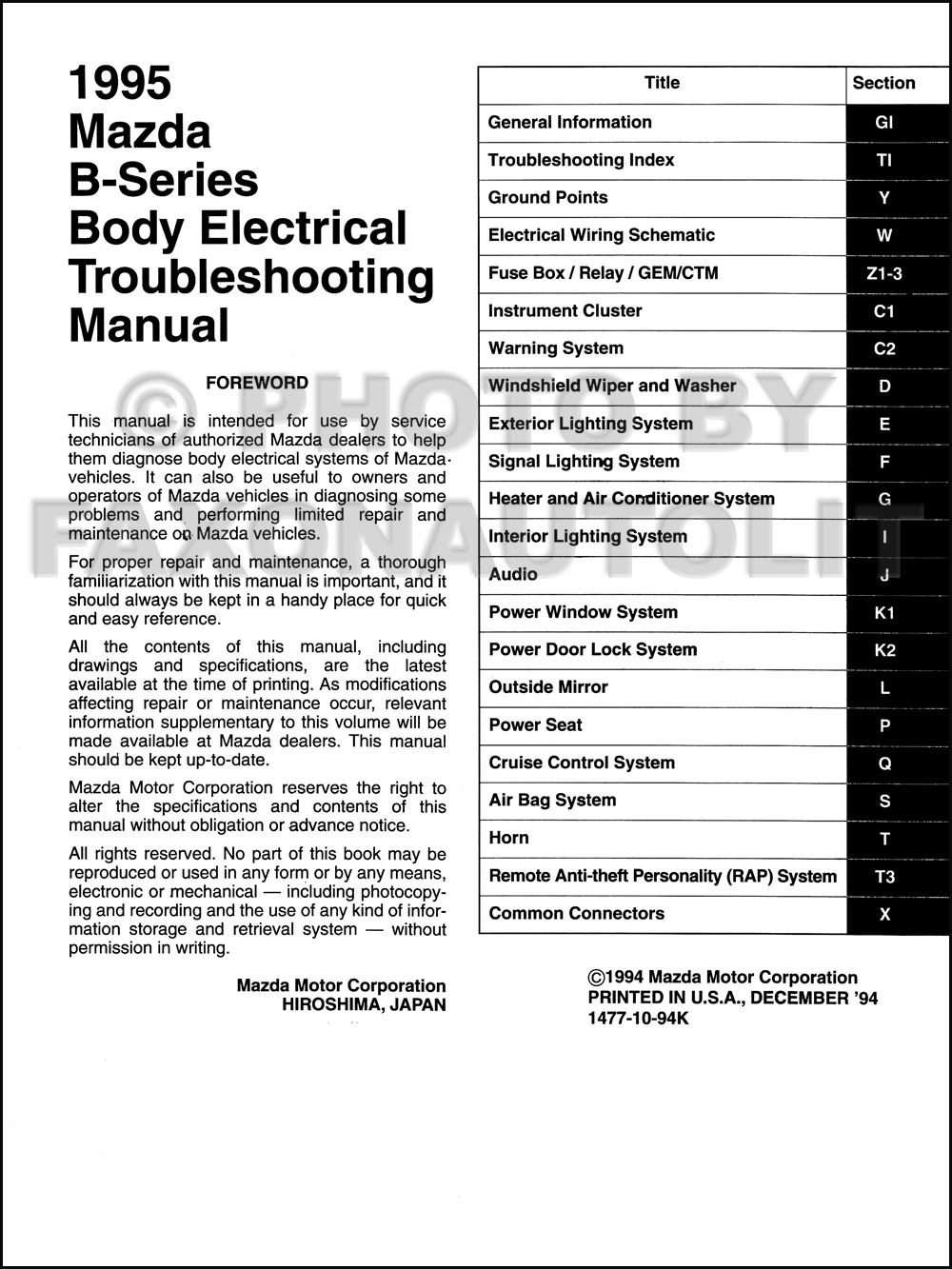 1999 mazda b3000 stereo wiring diagram wirdig wiring diagrams for 1995 mazda b4000 image wiring diagram