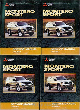 mitsubishi nativa owners manual