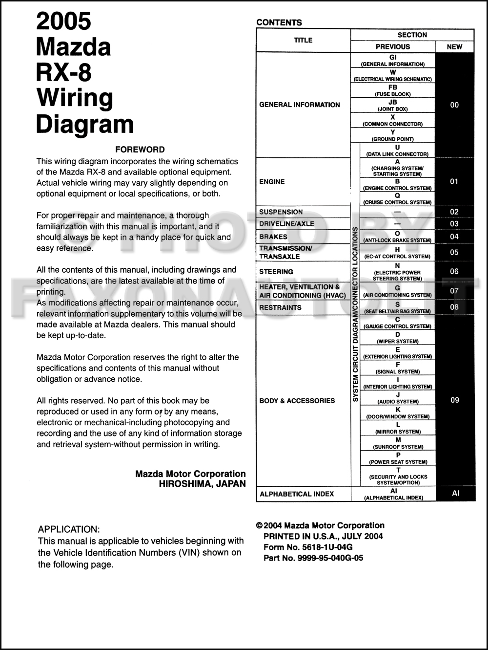 rx8 wiring diagram wiring diagram and schematic sr20de wiring diagram diagrams and schematics