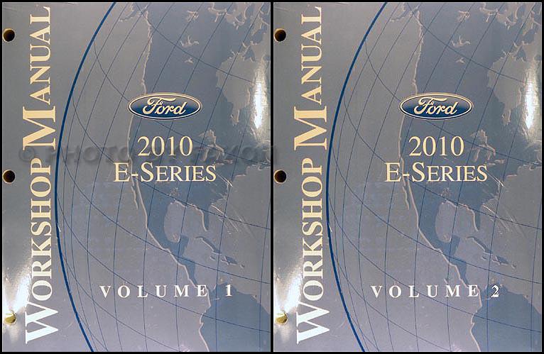 Ford E350 Service Manual Pdf