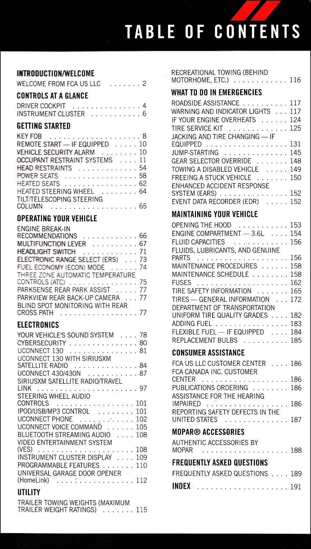 2008 Dodge Grand Caravan Liftgate Manual Guide