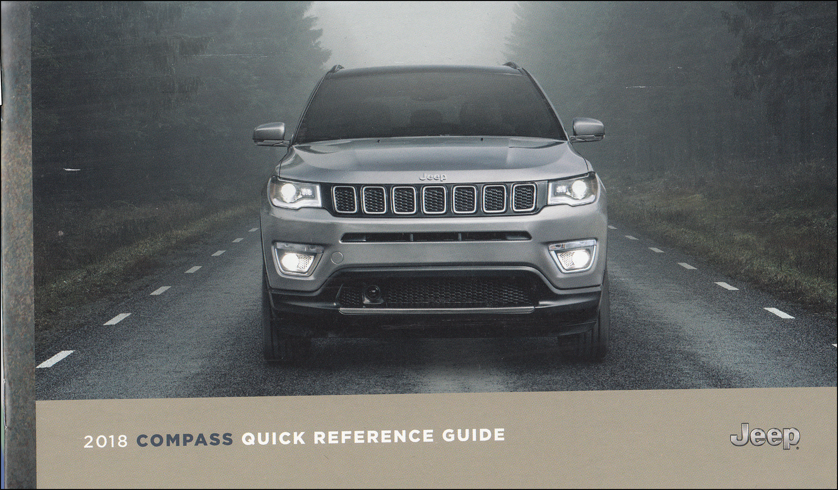 Jeep 2018 Compass Suv Owner U0026 39 S Manual Manual Guide