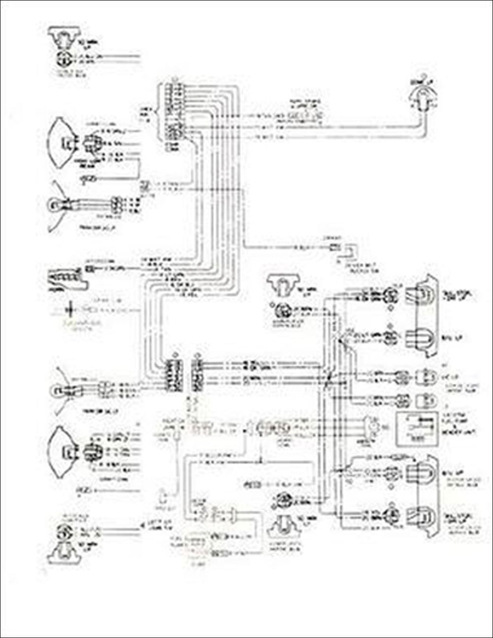 Brilliant 1977 Camaro Wiring Diagrams Basic Electronics Wiring Diagram Wiring Database Gramgelartorg