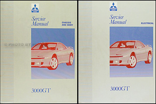 3000gt manual owners pdf