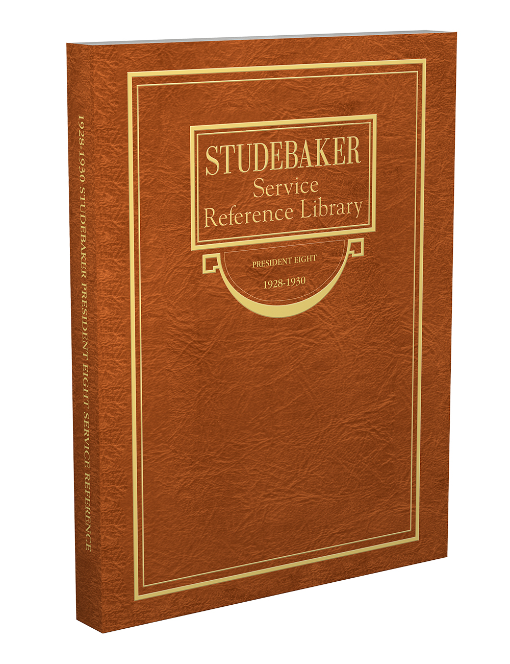 1925-1929 Studebaker Standard 6 & Dictator 6 Shop Manual Reprint