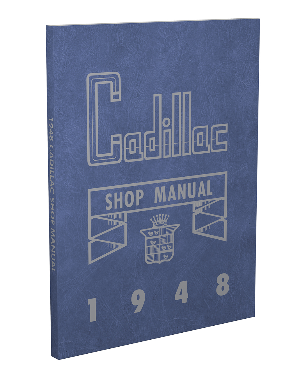 1948 Cadillac Shop Manual Reprint for all models