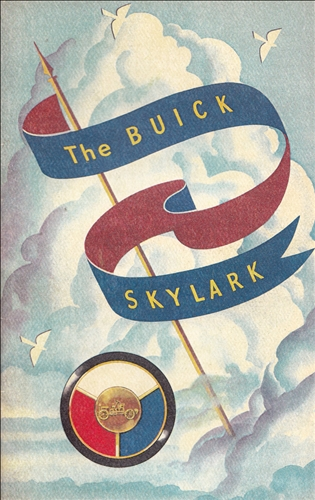 1953 Buick Skylark Owner's Manual Reprint
