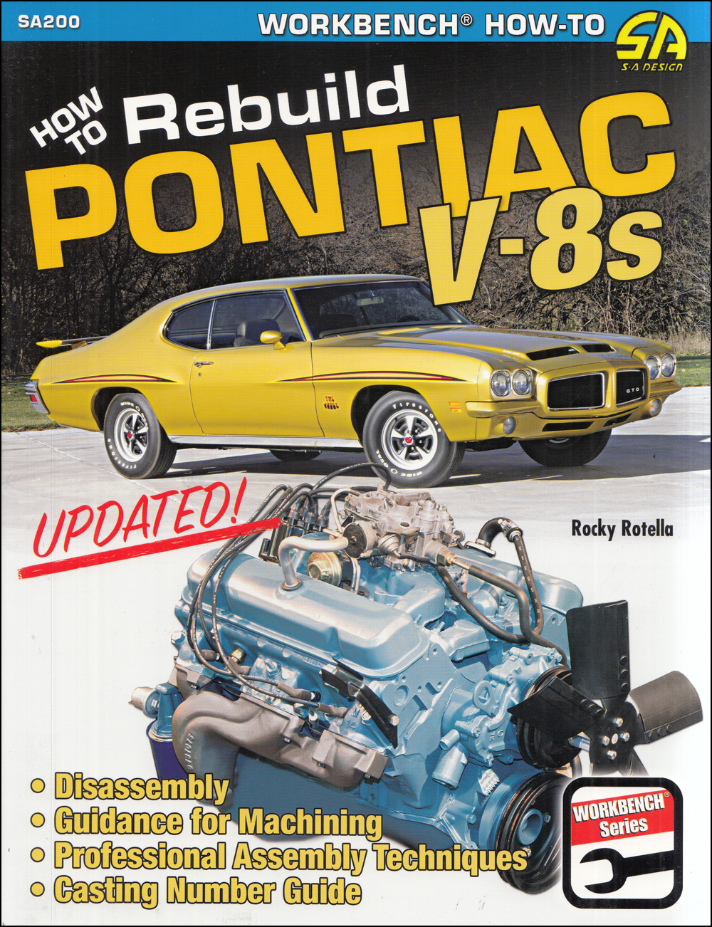 1955-1981 How to Rebuild Pontiac V-8s