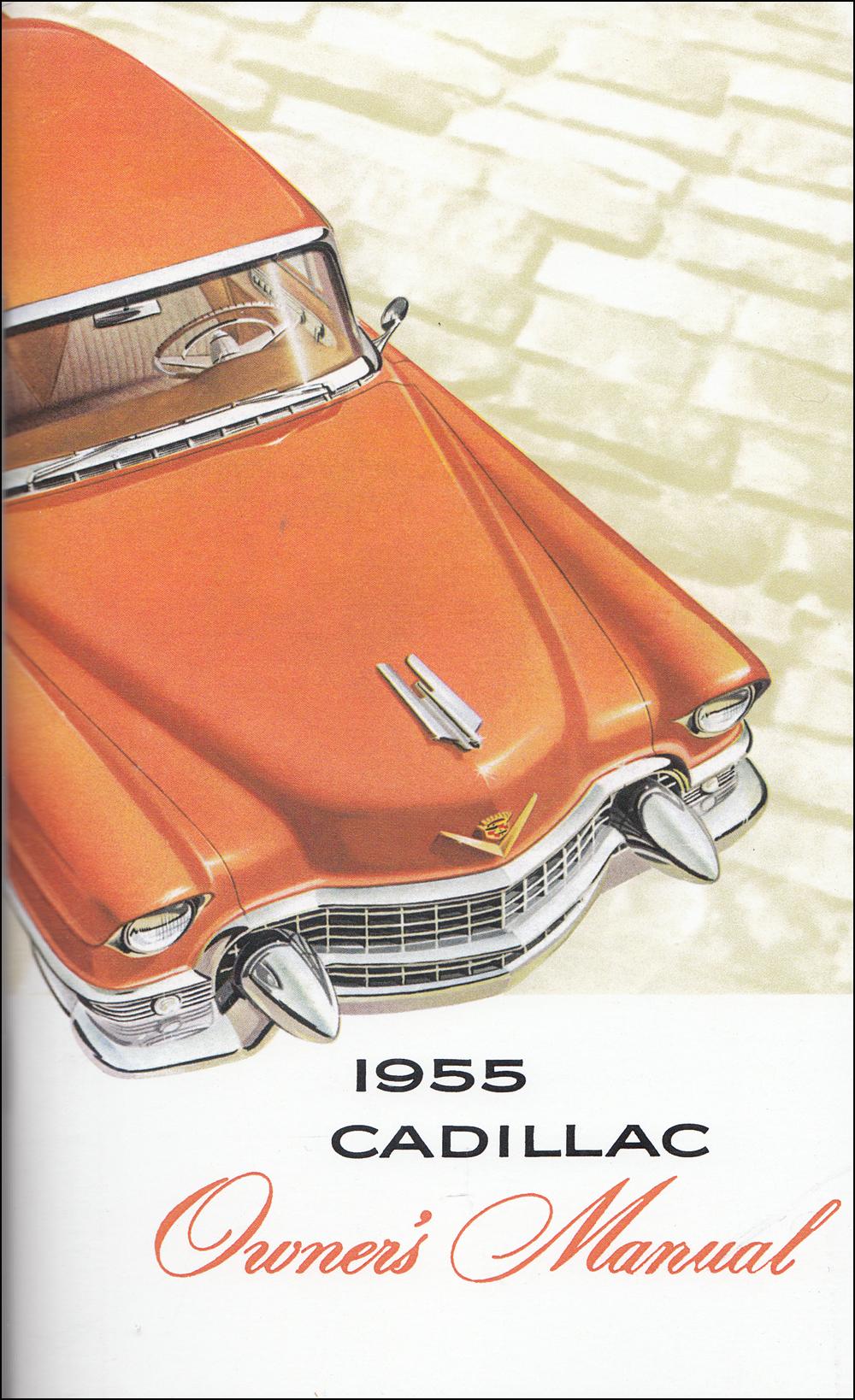 1954 Cadillac Repair Shop Manual Original