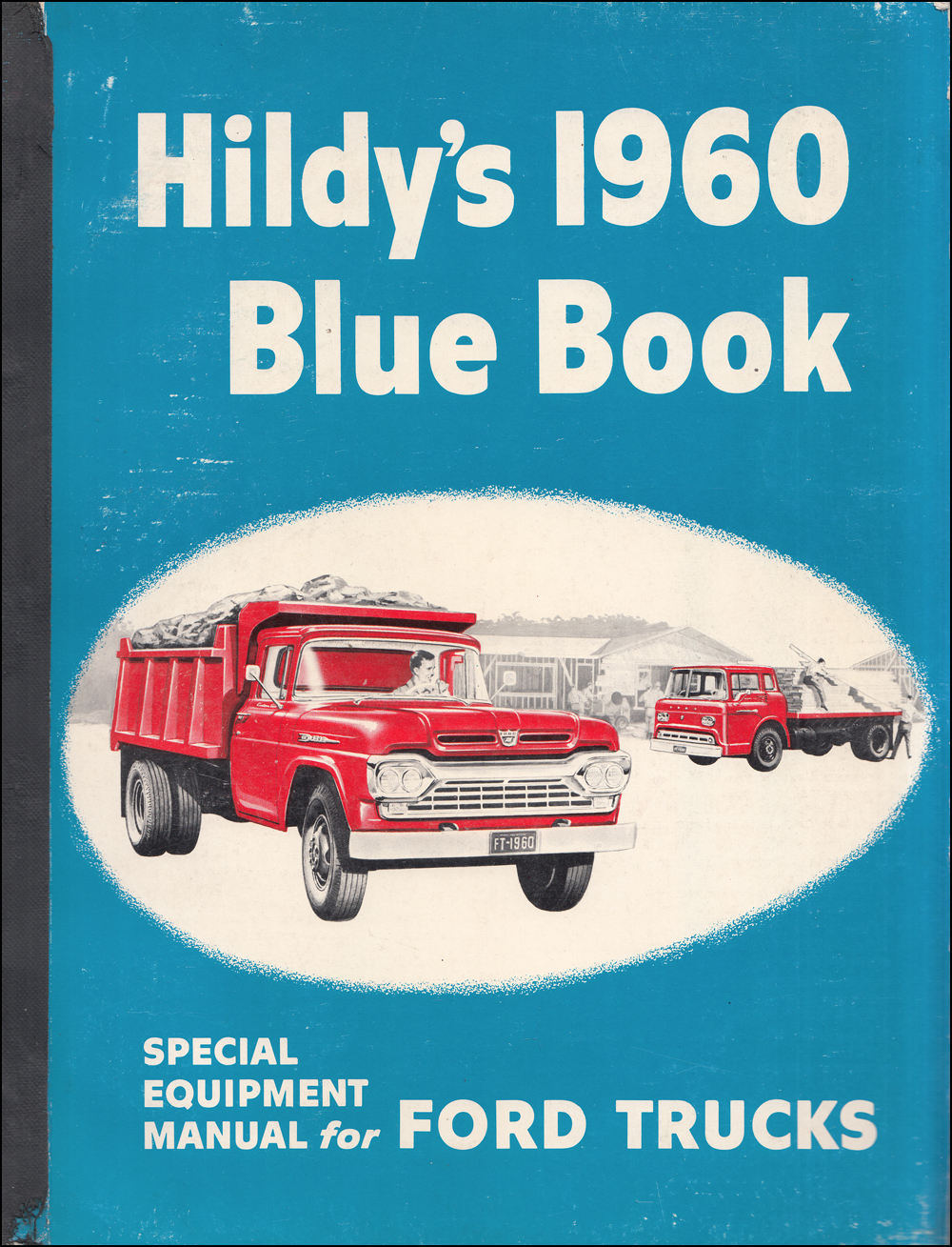 1960 Hildy's Blue Book Ford Truck Special Equipment
