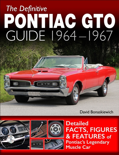 1967 Tempest, LeMans, & GTO Wiring Diagram Manual Reprint