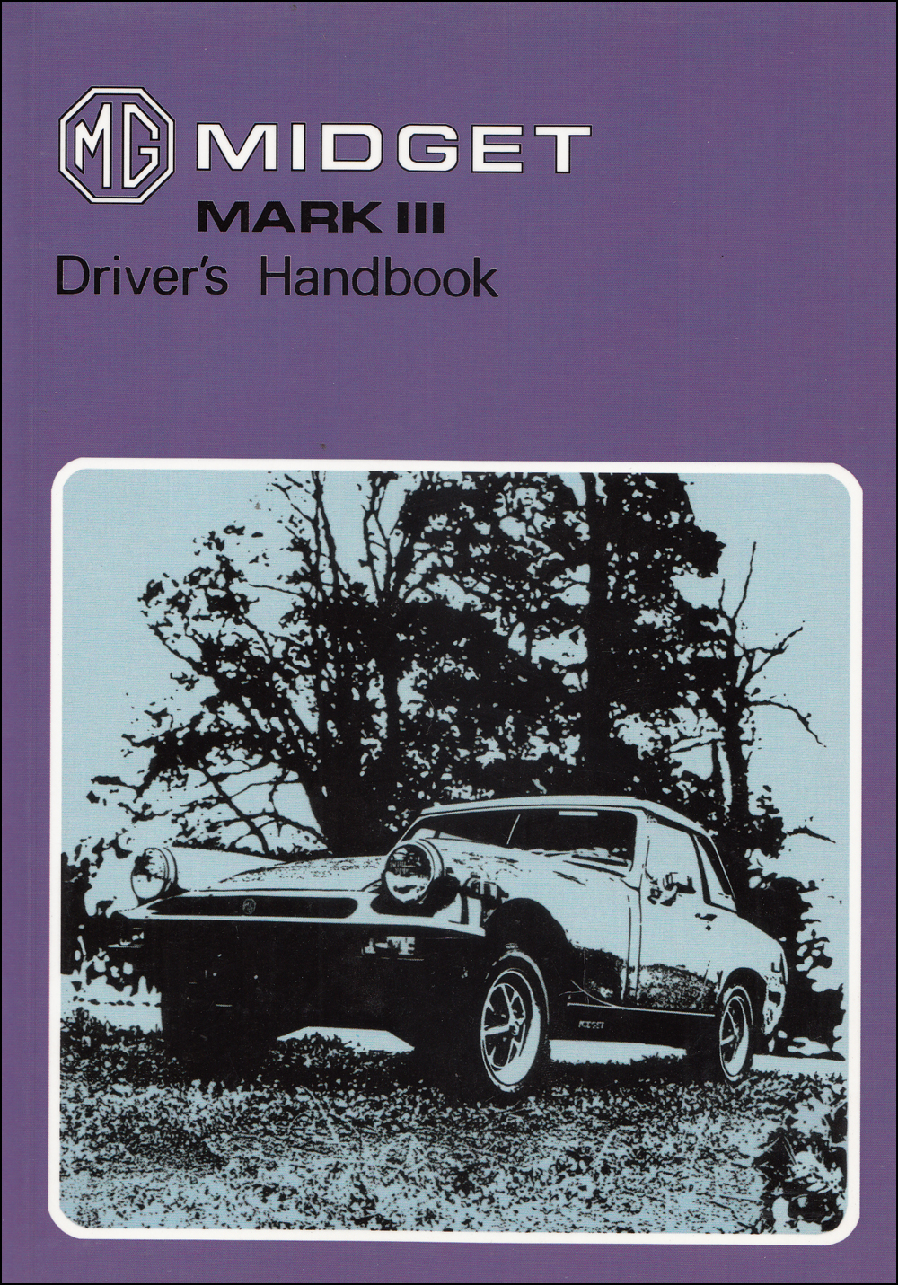 1975-1978 MG Midget US Owner's Manual Reprint