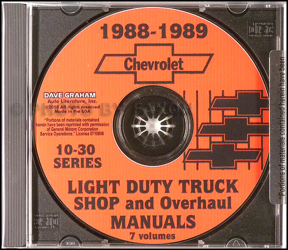 1988 Chevy 1500 Light Wiring Diagram || Wiring Diagrams Home on