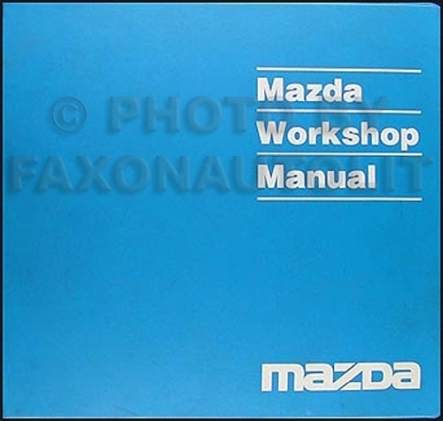 2000 mazda pickup truck repair shop manual original b2500 b3000 b4000 rh faxonautoliterature com 2001 Mazda B2500 2000 Mazda B3000 Review