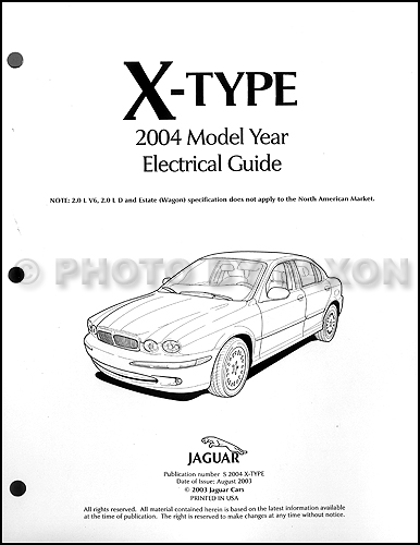 2004 Jaguar X Type Wiring Harness - Wiring Diagram M2 on