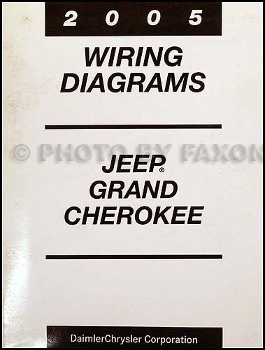 Marvelous 2005 Jeep Grand Cherokee Wiring Diagram Manual Original Wiring 101 Archstreekradiomeanderfmnl