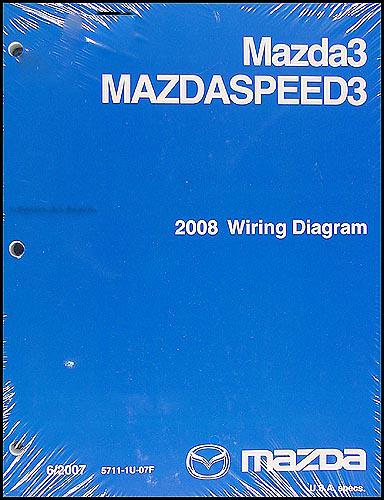 2008 mazdaspeed 3 manual pdf