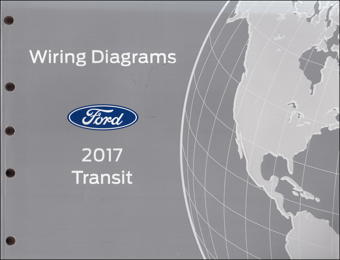 2017 Ford Transit Wiring Diagram Manual Original