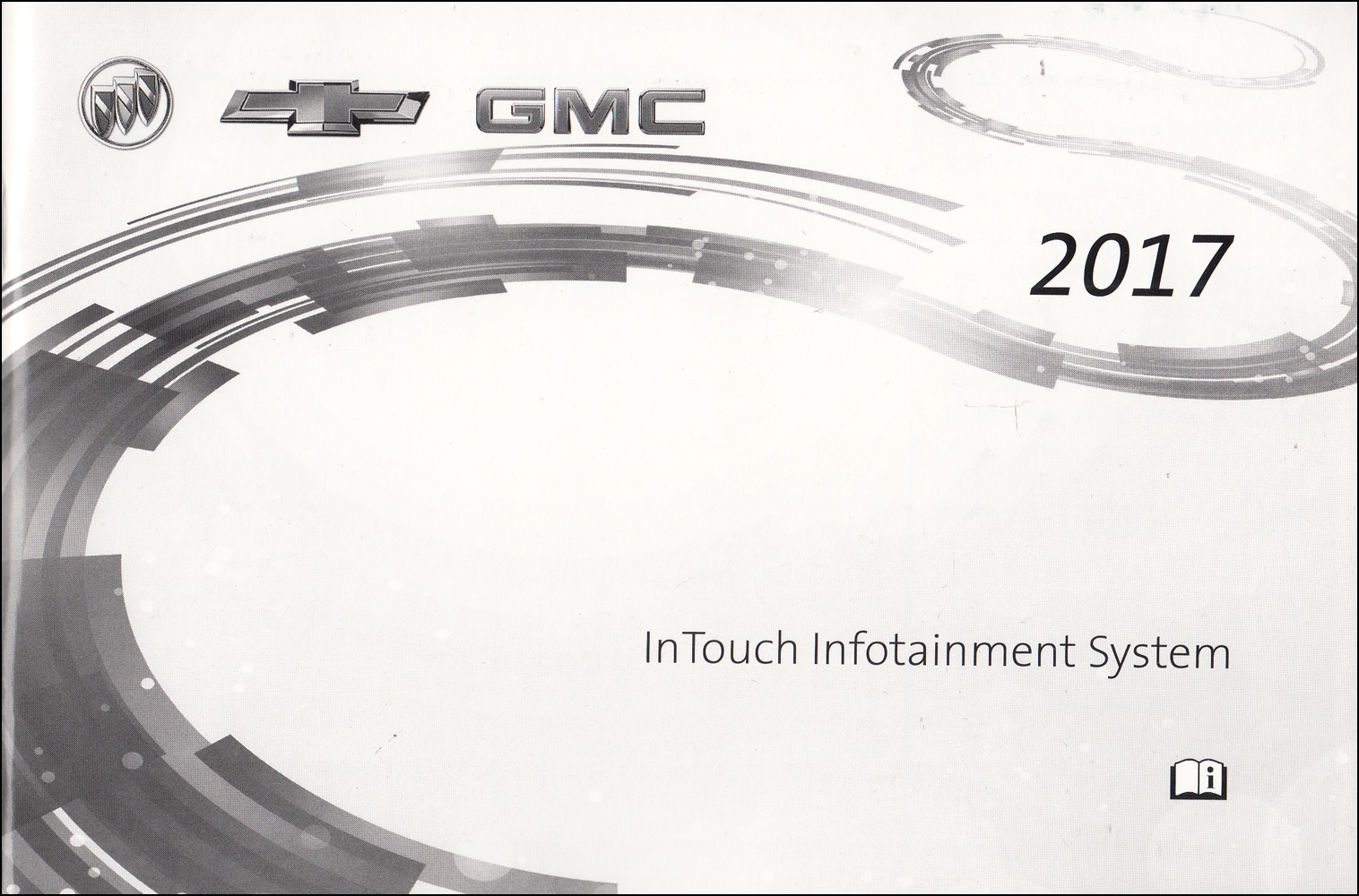 2017 GM InTouch Infotainment System Owner's Manual Original Navigation
