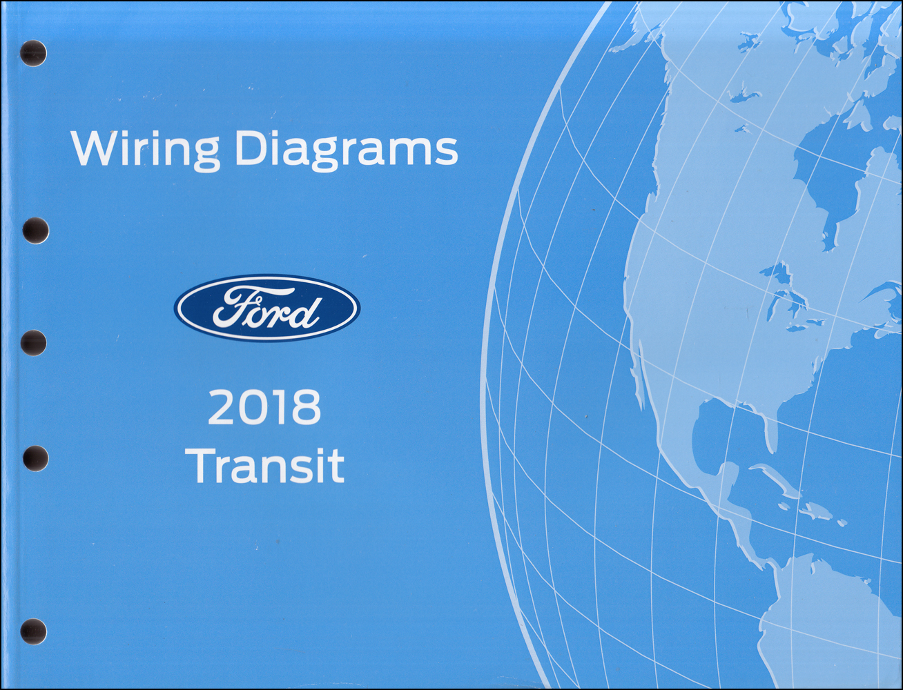 2018 Ford Transit Wiring Diagram Manual Original