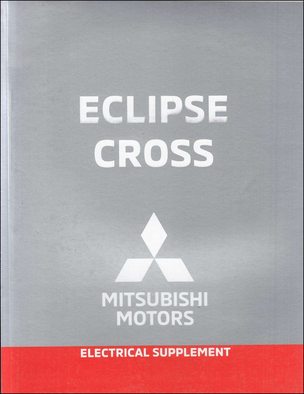 2019 Mitsubishi Eclipse Cross Wiring Diagram Manual Original