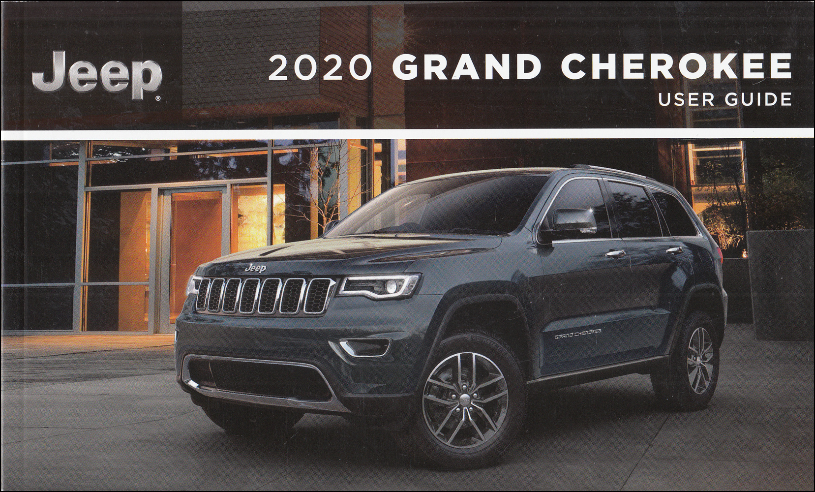 2020 Jeep Grand Cherokee User Guide Owner's Manual Original