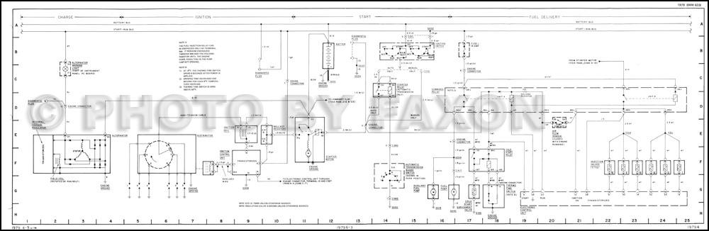 1979 bmw 733i wiring diagram original1998 Bmw Wiring Diagrams #20
