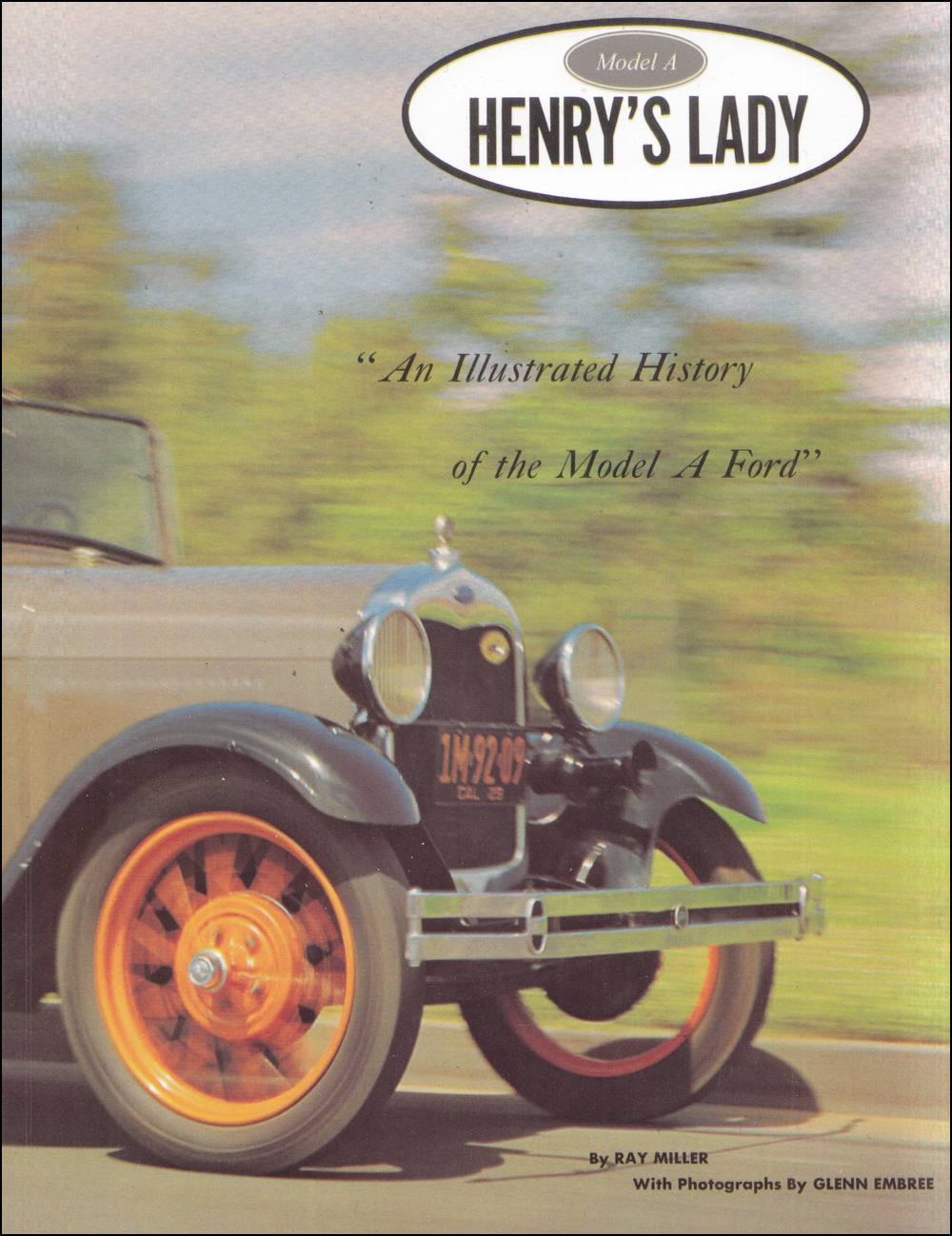 Henry's Lady Illustrated History Model A Ford Car Truck 19 body styles Paperback