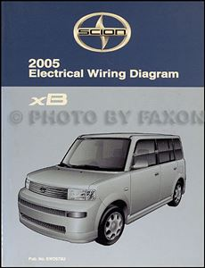 2005 Scion Xb Stereo Wiring Diagram from www.faxonautoliterature.com